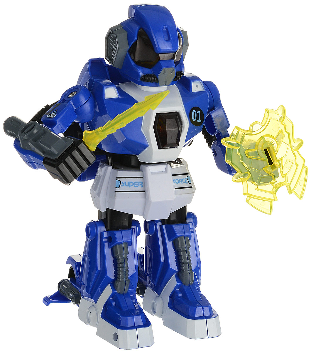 Yako Робот на радиоуправлении цвет синий