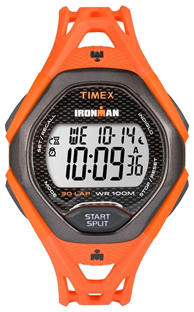 Zakazat.ru Наручные часы Timex Ironman, цвет: красный. TW5M10500