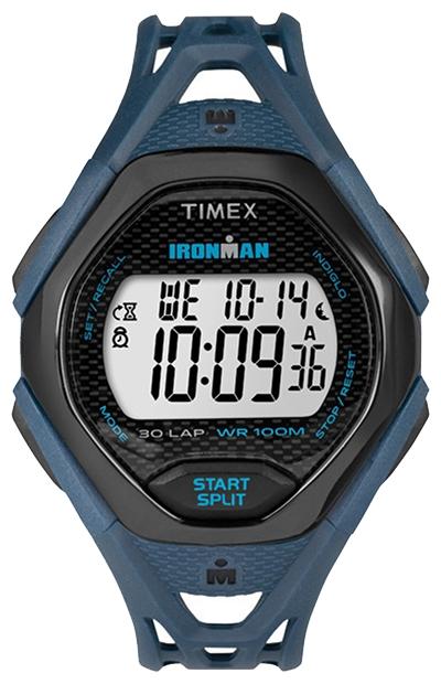 Zakazat.ru Наручные часы Timex Ironman, цвет: синий. TW5M10600