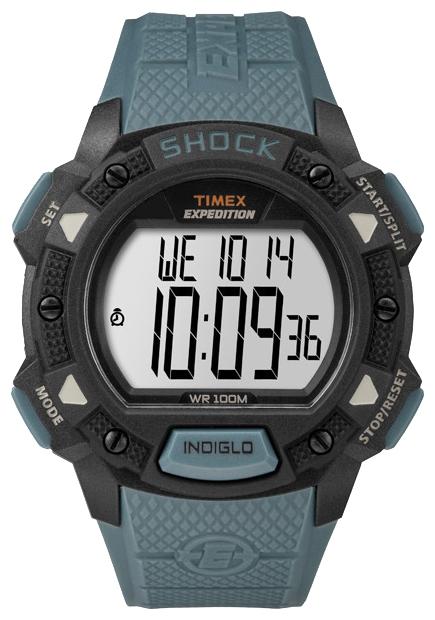 Zakazat.ru: Наручные часы Timex Expedition, цвет: черный, синий. TW4B09400