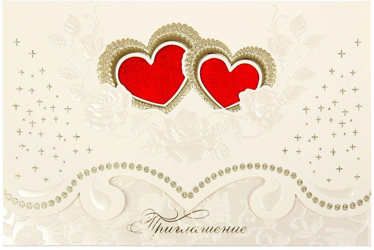 Приглашение на свадьбу Любящие сердца, 19 х 12,5 смNLED-454-9W-BKУ вас намечается свадьба? Поздравляем от всей души!Когда дата и время бракосочетания уже известны, и вы определились со списком гостей, необходимо оповестить их о предстоящем празднике. Существует традиция делать персональные приглашения с указанием времени и даты мероприятия. Но перед свадьбой столько всего надо успеть, что на изготовление десятков открыток просто не остаётся времени. В этом случае вам придёт на помощь разработанное нашими дизайнерами приглашение на свадьбу . на обратной стороне расположен текст со свободными полями для имени адресата, времени, даты и адреса проведения мероприятия. Мы продумали все детали, вам остаётся только заполнить необходимые строки и раздать приглашения гостям.Устройте себе незабываемую свадьбу!