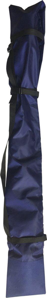 Чехол для палок для скандинавской ходьбы CMD Sport, цвет: синий, 140 смCMD-longbag-blueЧехол для удобной переноски 1 или 2 пар фиксированных скандинавских палок. В чехол можно убрать палки любой высоты от 100 до 140 см. Чехол оснащен лямками для удобства переноски и регулировки его высоты и ширины.
