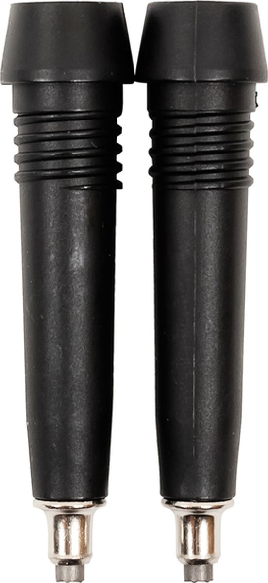 Наконечники для телескопических палок для скандинавской ходьбы CMD Sport, металлические, 2 шт3B327Металлические наконечники для телескопических палок CMD Sport, NordicPro изготовлены из прочного сплава, что повышает их износостойкость и долговечность. Металлические наконечники предназначены для ходьбы по грунту, снегу, траве.