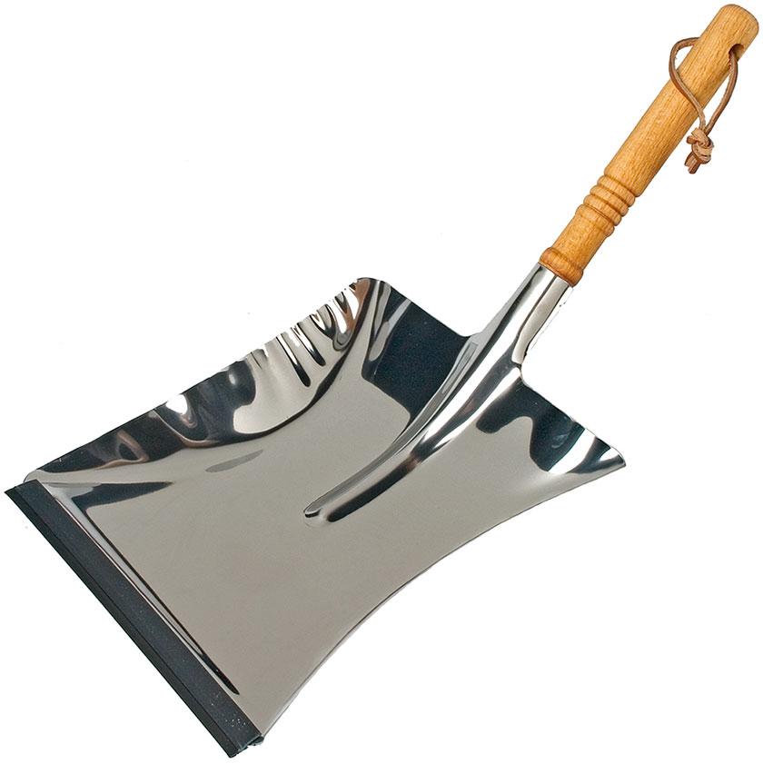 Совок Redecker, для мусора. 20706610684/5C TOONНебольшой совок для сбора мусора из нержавеющей стали. Имеет широкую рабочую часть, благодаря чему при своих компактных размерах отличается хорошей вместительностью. Специальная форма предотвращает выпадение мусора при переноске. Небольшой крючок на ручке позволяет подвешивать совок и хранить в вертикальном положении.