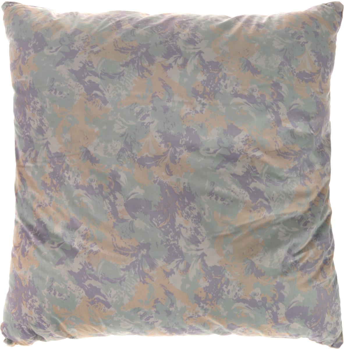 Подушка Ecotex Рокко, наполнитель: пух, перо, 68 х 68 смPR-2WПодушка Ecotex Рокко обеспечит здоровый сон и невероятный комфорт. Чехол подушки выполнен из натуральной тиковой ткани (100% хлопок), украшенной оригинальным принтом. Внутри пухоперовый наполнитель. Преимущества: - долговечность;- воздухопроницаемость;- мягкость и упругость; - исключительная теплоизоляция. Масса наполнителя: 2 кг.