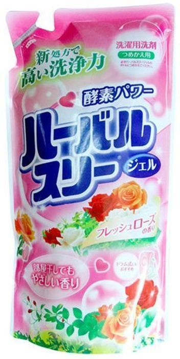 Гель для стирки белья Mitsuei, с ароматом роз, 800 млCLP446Средство прекрасно отстирывает любые загрязнения, при этом очень бережно относится к ткани. Подходит для хлопка, льна, синтетического волокна. Гель легко и быстро растворяется в небольшом количестве воды, не образует осадка. Проникая в глубь волокон, средство расщепляет загрязнения, оставляя ваши вещи идеально чистыми. Средство не содержит флюоресцентных добавок и красителей. Так же гель обеспечит вашей одежде чувственный аромат розы.