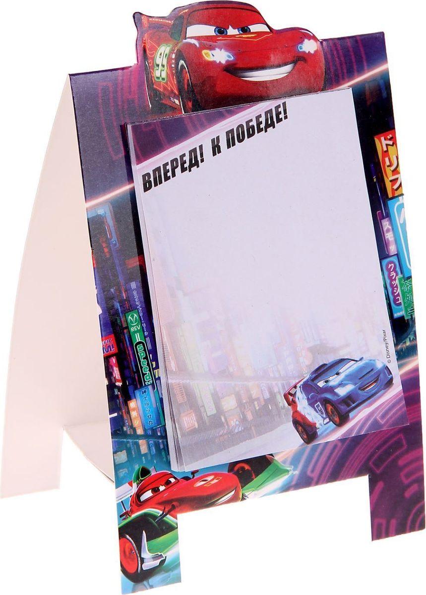 Disney Блок для записей Только вперед Тачки 30 листов