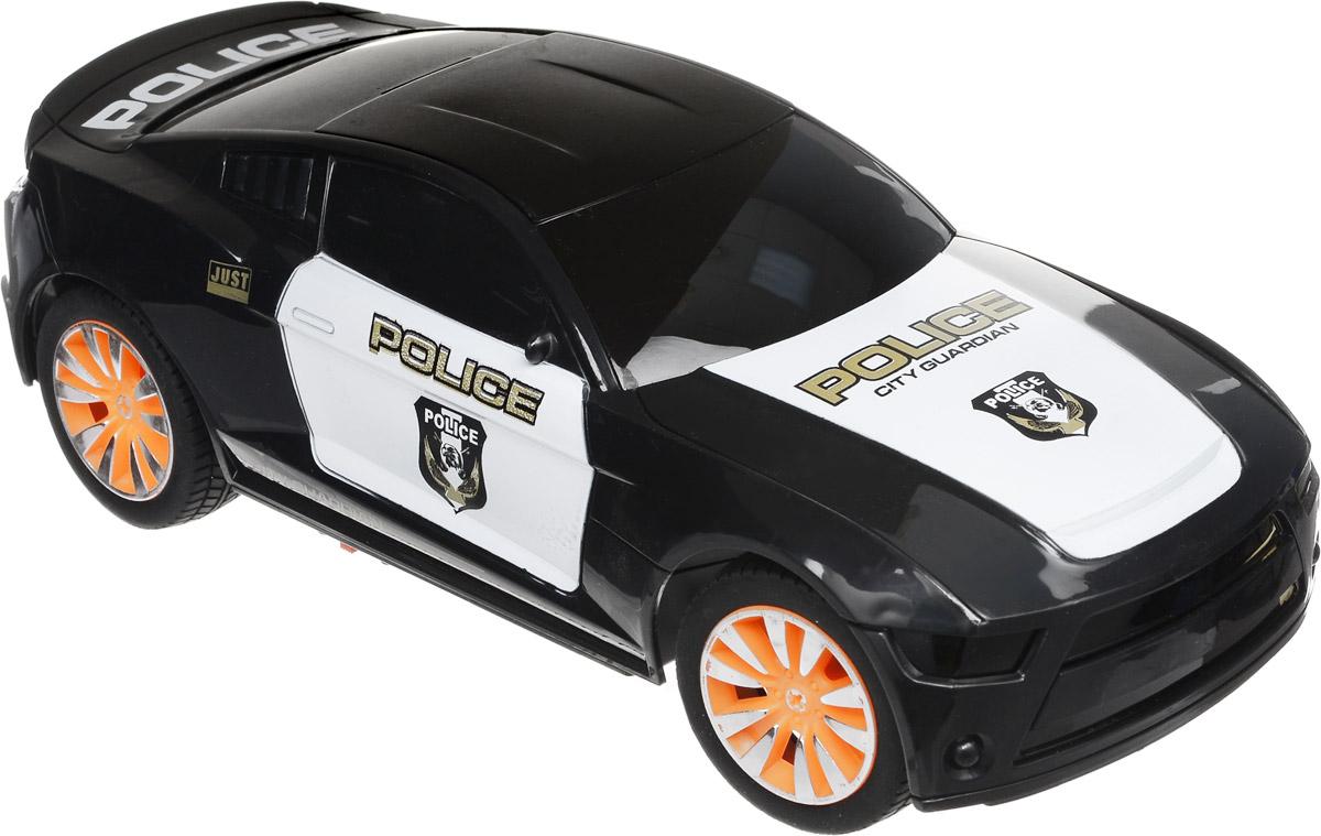 Yako Машина на радиоуправлении Полиция цвет черный