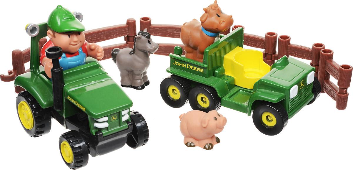 Tomy Игровой набор Фермерские забавы