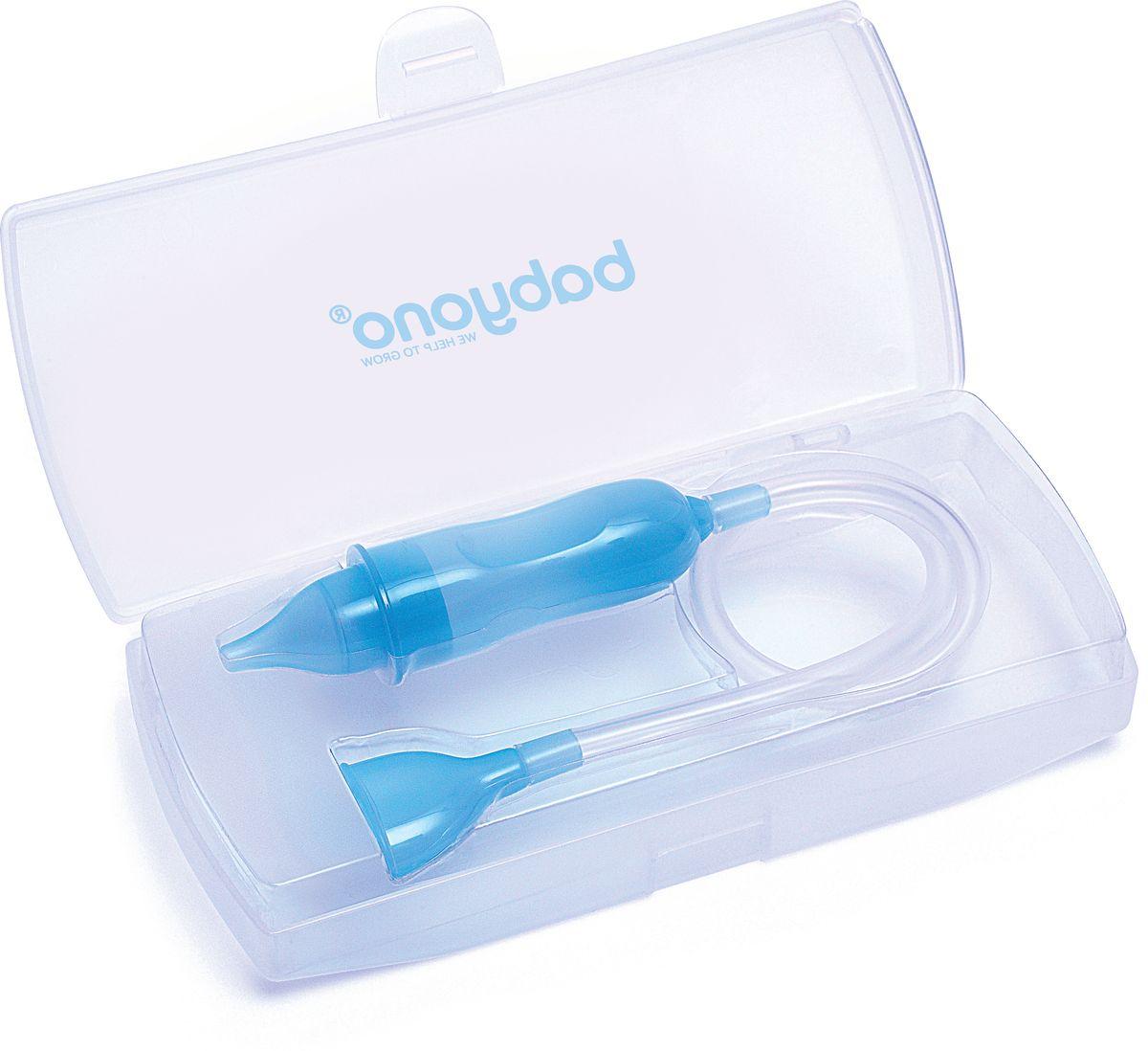 BabyOno Аспиратор цвет голубой -  Уход и здоровье