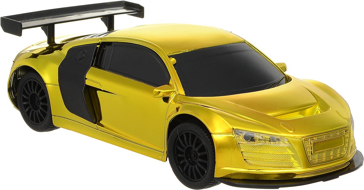 Yako Машина на радиоуправлении цвет золотистый