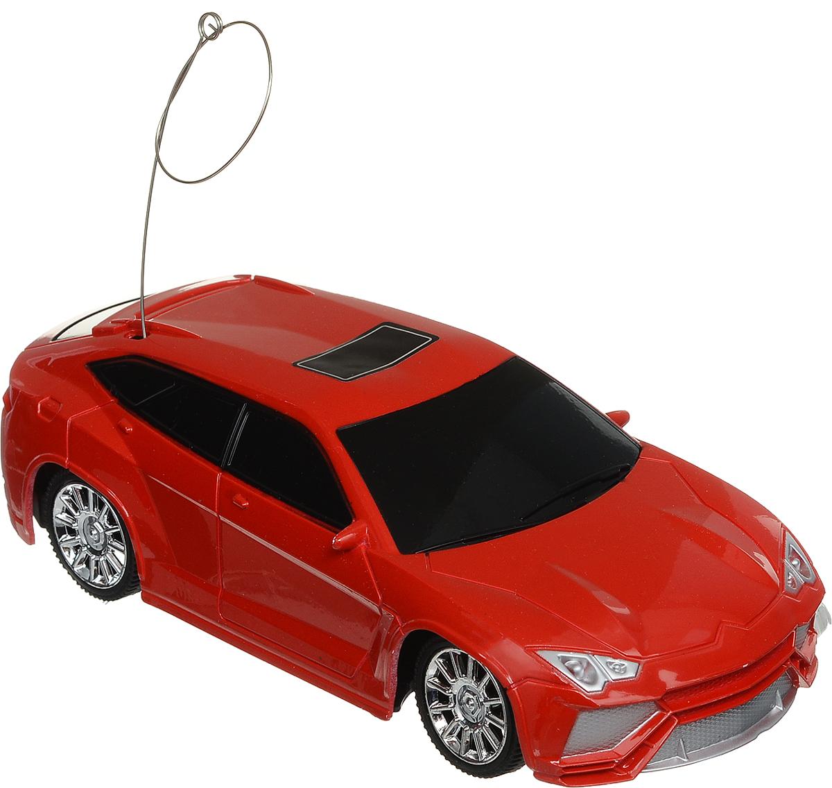 Yako Машина на радиоуправлении цвет красный Y19242007