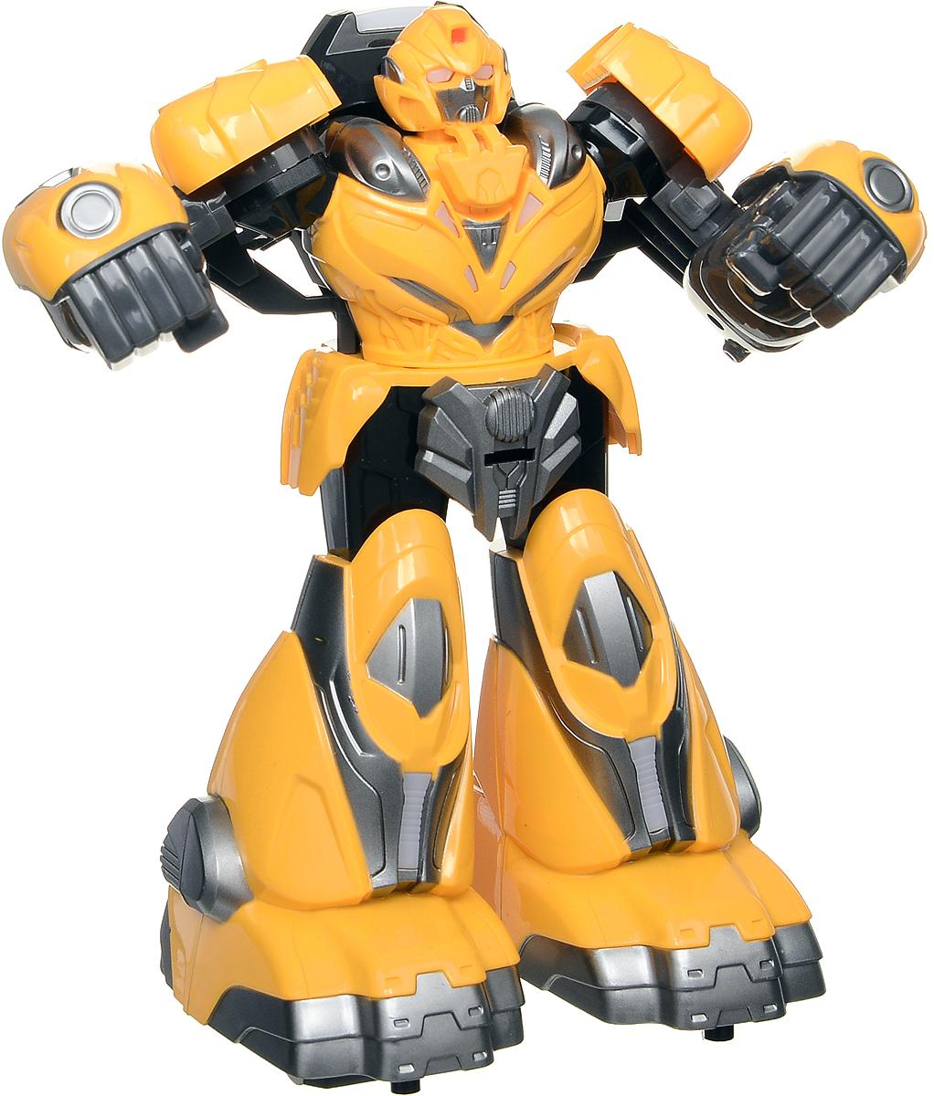 Yako Робот на радиоуправлении цвет желтый серый