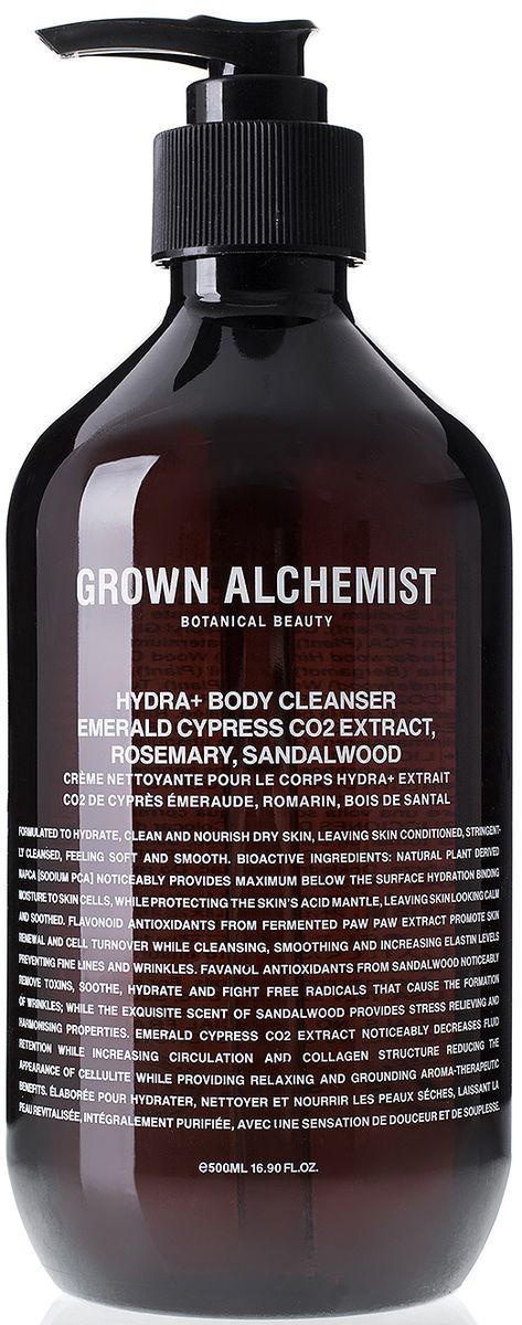 Grown Alchemist Увлажняющий гель для душа, 500 млFS-00897Нанесите гель на кожу тела. Слегка помассируйте для образования пены. Смойте водой.