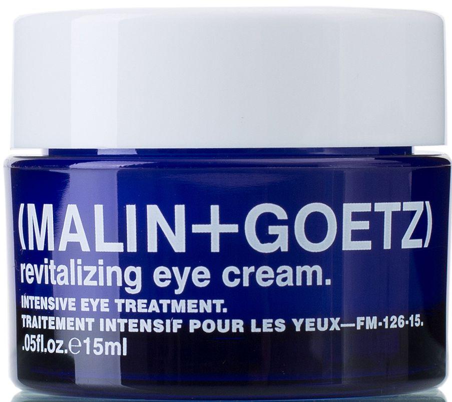 Malin+Goetz Восстанавливающий крем для глаз, 15 млMGFM12615Что это: наш потрясающий крем для тотального восстановления кожи вокруг глаз. Для кого: все типы кожи – покупатели, которые ищут универсальный продукт для зоны вокруг глаз. Ключевые преимущества: разглаживание морщин, подтягивание кожи и осветление зоны вокруг глаз, уменьшение тёмных кругов и припухлостей, повышение упругости и эластичности, антиоксидантная защита, интенсивное питание и увлажнение