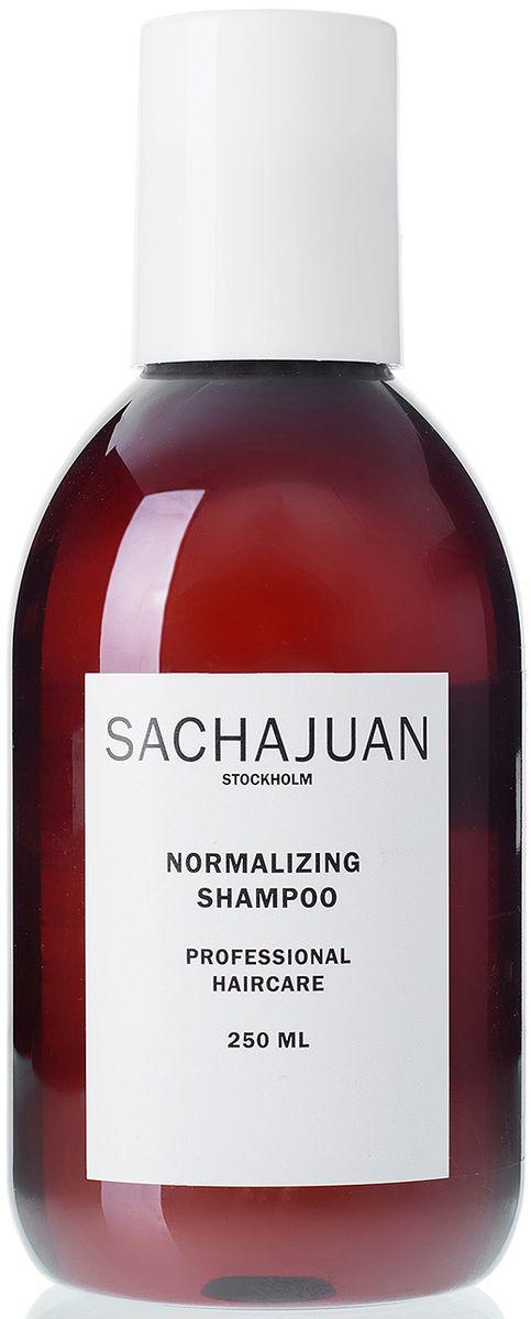 Sachajuan Нормализующий шампунь, 250 мл sachajuan кондиционер для придания объема волосам 250 мл