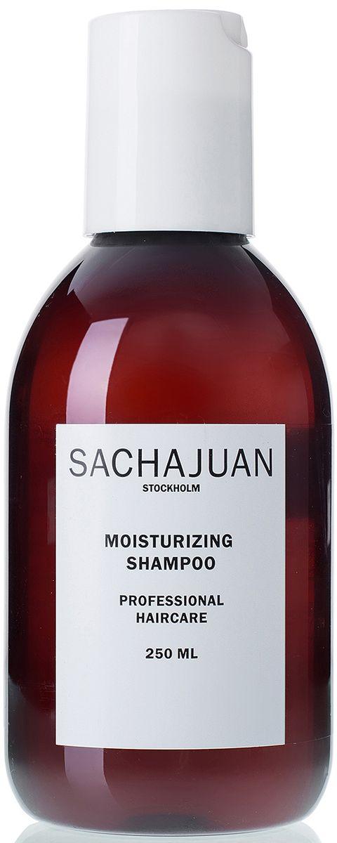 Sachajuan Увлажняющий шампунь, 250 мл4650001792143Интенсивно увлажняющий шампунь для сухих и обесцвеченных волос, а также волос, окрашенных в светлые тона или волос с мелированием. Содержит технологию ocean silk и аргановое масло, обеспечивающие оптимальное увлажнение. Волосы становятся здоровыми и послушными. Восстанавливает увлажненность сухих и подвергшихся химическому воздействию волос. Борется с пушащимися волосами. Восстанавливает поврежденные волосы.