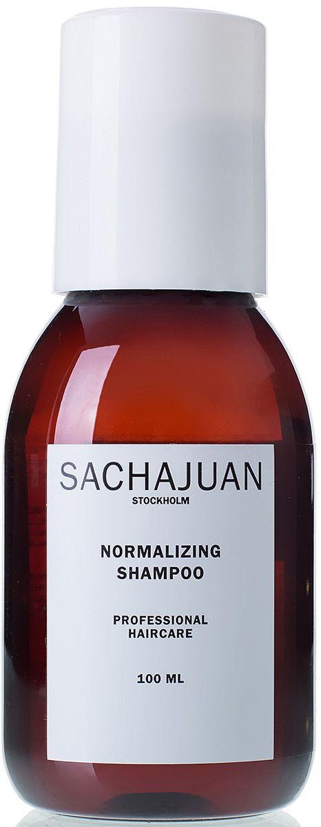 Sachajuan Нормализующий шампунь, 100 млSCHJ229Мягко очищающий шампунь с технологией ocean silk, климбазолом и пироктоноламином для поддержания здоровья волос и кожи головы. Добавляет объема и подвижности волосам, оказывает освежающее действие. Этот продукт предназначен для поддержания здоровья волос и кожи головы и предотвращения возможных проблем.