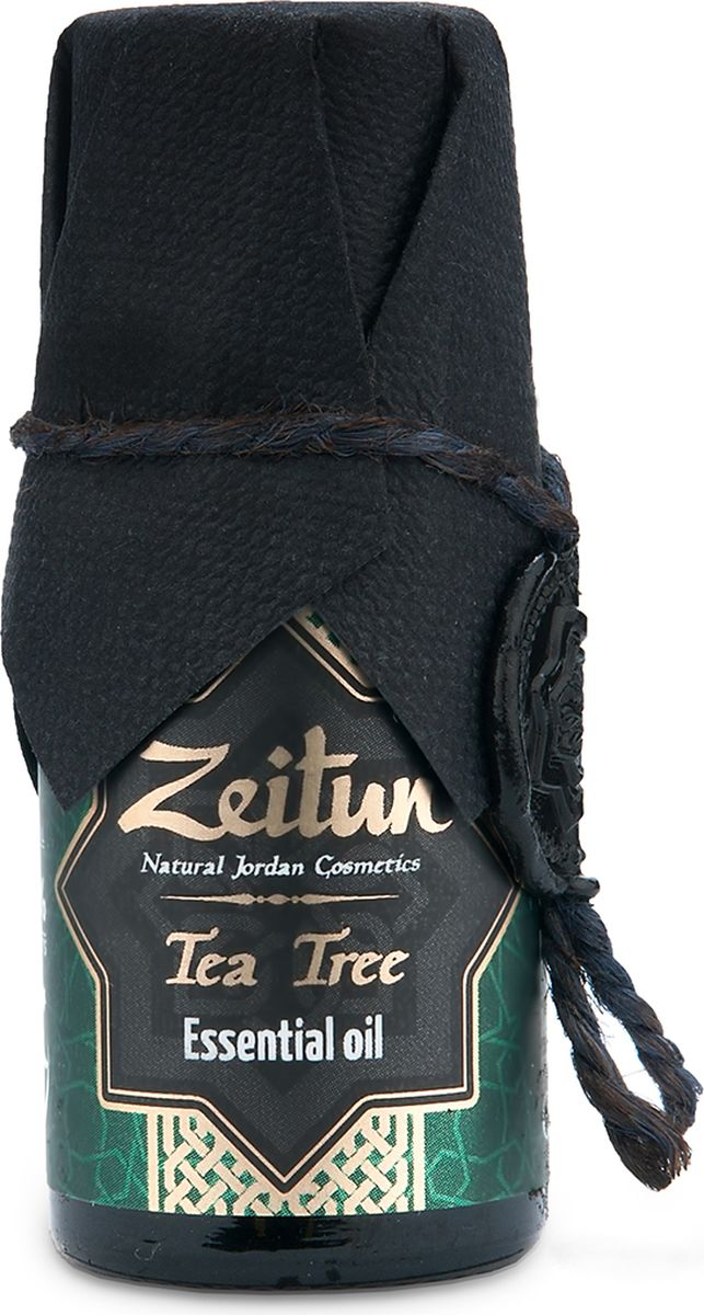 Зейтун Эфирное масло Чайное дерево, 10 млAC-1121RDАбсолютно чистое, 100% натуральное эфирное масло Чайного дерева, произведенное в соответствии со стандартом европейской фармакопеи; по своим качествам и свойствам значительно превосходит дешевые аналоги.Применение в ароматерапии:Эфирное масло чайного дерева является прекрасным вспомогательным средством при лечении эмоциональных расстройств — как острых, так и хронических. Особенно благоприятно это масло действует на людей с неустойчивой психикой, тревожных, болезненно реагирующих на любую мелкую неприятность. Таким людям рекомендуется иметь при себе небольшой флакончик с эфирным маслом чайного дерева. В экстремальных ситуациях достаточно вдохнуть его аромат, чтобы привести нервы в порядок. Чайное дерево — источник интеллектуальной легкости. Активизирует процессы восприятия и запоминания информации, помогает быстро «переключаться» с одного предмета на другой, являясь идеальным помощником в выполнении работ, предполагающих многогранную умственную деятельность. Аромат эфирного масла чайного дерева — эмоциональный антисептик, ликвидирующий «заразные» личностные мотивации, проявляющиеся в истерии и паникерстве. Развивает самостоятельность и быстроту принятия здравых решений в сложных и шоковых ситуациях.Стимулирует нервную и психическую энергию.Косметические свойства:Эфирное масло чайного дерева применяется для ежедневного ухода за жирной, нечистой кожей, а также при угревой сыпи, зуде, перхоти, выпадении волос, бородавках. Излечивает кожные инфекции, в том числе экзему, ветряную оспу, герпес. Чайное дерево признано в профессиональной дерматологии и косметологии как результативное антисептическое и противовоспалительное средство широкого спектра действия. Эффективно при острых и хронических воспалениях кожи. Устраняет гнойничковую, угревую сыпь. Ликвидирует бактериальные, вирусные, паразитарные дерматиты, экземы, воспалительные инфильтраты на коже. Масло чайного дерева оказывает так же регенерирующее и реабилитирующее дей