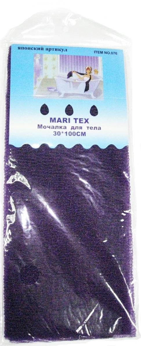 Mari Tex Мочалка японская, жесткая, цвет: фиолетовый5010777139655Мочалка Mari Tex позволяет не только глубоко очистить кожу, но и осуществляет массаж. Мочалка эффективно адсорбирует загрязнения и отшелушивает ороговевшие частицы кожи, что способствует омоложению кожи и стимуляции клеточного дыхания. Кожа становится абсолютно чистой, гладкой и обновленной. При этом идеальное очищение достигается при использовании минимального количества моющего средства.Структура волокна мочалки позволяет осуществлять не только очищение, но и стимулирующий микроциркуляцию массаж кожи. Такой массаж улучшает кровообращение в подкожных тканях.Мочалка очень долговечна и быстро сохнет, благодаря чему будет удобна в поездках.Товар сертифицирован.