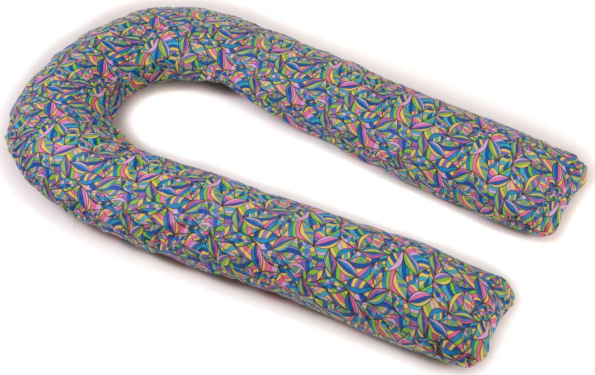 Body Pillow Наволочка для U-образной подушки цвет разноцветный 90 х 150 смPARADIS I 75013-5C ANTIQUEНаволочка Body Pillow идеально подойдет для подушки для беременных и кормящих U-образной формы 90 х 150 см.Съемная наволочка изготовлена на молнии из 100% хлопка пестрого разноцветного рисунка.
