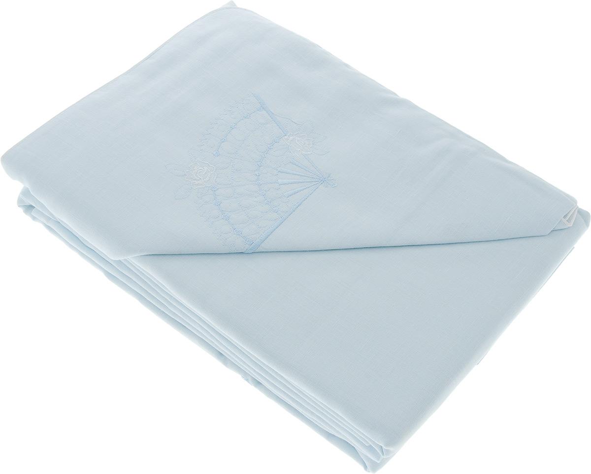 Комплект белья Гаврилов-Ямский Лен Веер, 2-спальный, наволочки 70х70, цвет: голубой391602Комплект постельного белья Гаврилов-Ямский Лен выполнен из 100% льна и оформлен вышивкой в виде веера. Комплект состоит из пододеяльника, простыни и двух наволочек. Постельное белье имеет изысканный внешний вид. Постельное белье изо льна обладает гигроскопичностью, хорошо впитывает влагу, быстро сохнет и способно выдерживать большое количество стирок. Благодаря такому комплекту постельного белья вы сможете создать атмосферу роскоши и романтики в вашей спальне.