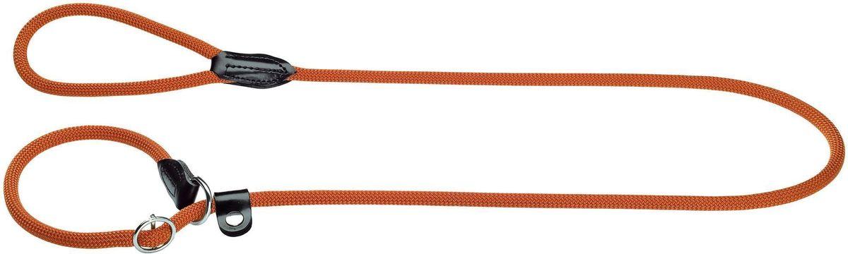 Ринговка Hunter Freestyle, для собак, 10/170, нейлоновая стропа, цвет: терракотовый0120710Прочная, надежная нейлоновая ринговка Hunter Freestyle 10/170 (Фристайл) - оптимальный выбор для представления вашего четвероногого друга. Круглой формы, с диаметром поперечного сечения 10 мм, она прослужит вам долгие годы и принесет много побед! Цвет - терракот. Удобно лежит в руке, длина 1,7 м.
