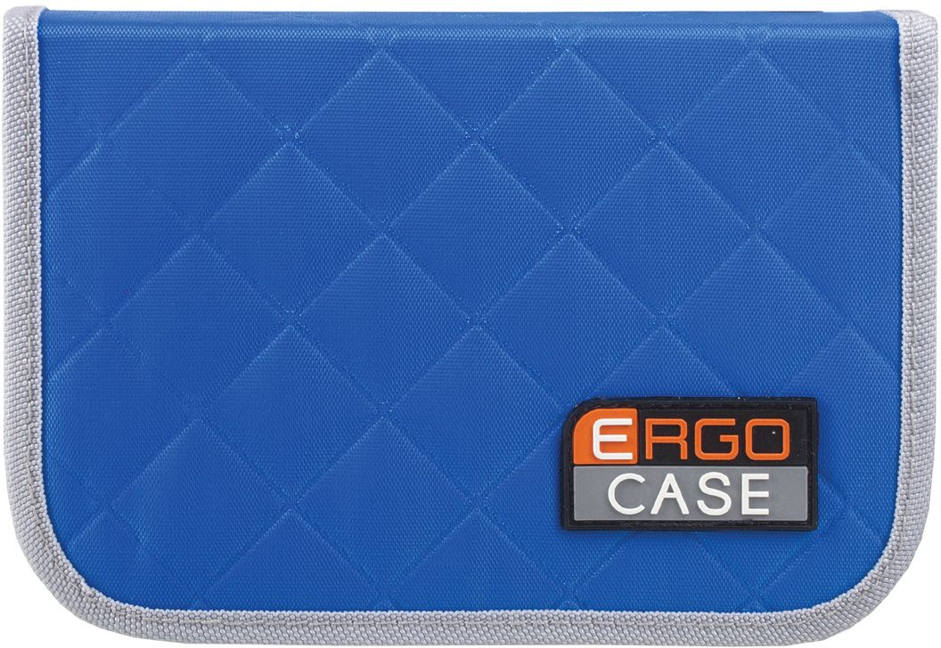 Tiger Enterprise Пенал цвет голубой72523WDДве откидные планки внутри пенала позволяют легко доставать и складывать обратно все необходимые принадлежности. Стильная однотонная расцветка и лаконичный дизайн подойдут школьникам любого возраста.