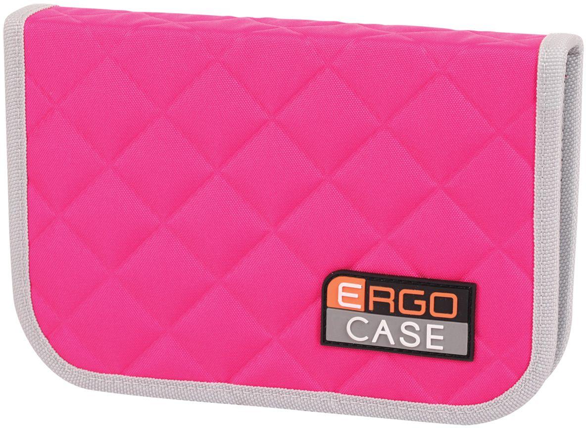 Tiger Enterprise Пенал цвет розовый72523WDДве откидные планки внутри пенала позволяют легко доставать и складывать обратно все необходимые принадлежности. Стильная однотонная расцветка и лаконичный дизайн подойдет школьницам любого возраста.