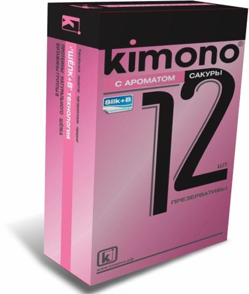 Kimono презервативы с ароматом сакуры, 12 шт156-00-11KIMONO С ароматом сакуры, лёгкий изысканный возбуждающий аромат внесёт романтику в отношения. Гладкие презервативы в силиконовой смазке с накопителем. Произведены из отборного латекса, при изготовлении использованы самые современные технологии производства и контроля качества на всех этапах. Каждый презерватив проверен электроникой. Только для одноразового использования. Презервативы KIMONO при правильном использовании, обеспечивают надёжную защиту от нежелательной беременности и заболеваний передающихся половым путём в том числе и ВИЧ. Ни одно средство предохранения не гарантирует 100% защиты. Перед использованием необходимо ознакомится с инструкцией внутри упаковки. Фасовка презервативов KIMONO № 12 С ароматом Сакуры: в одном блоке (шоу-боксе) 12 упаковок, в каждой упаковке 12 презервативов.