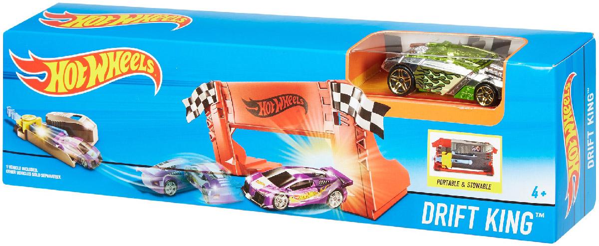 Hot Wheels Игрушечный трек Drift King