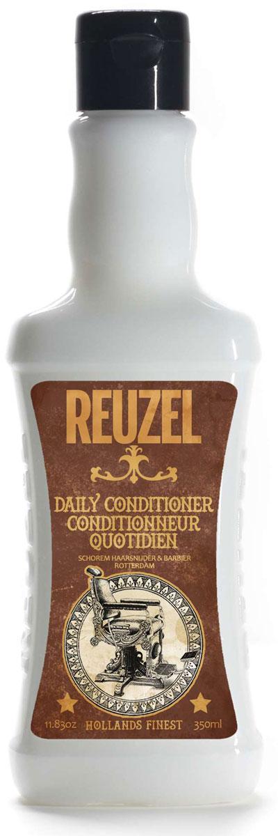 Reuzel ежедневный бальзам для волос 350мл09000602Лёгкий увлажняющий кондиционер на тонизирующем настое гамамелиса, листьев крапивы, розмарина и корня хвоща. Увлажняет и смягчает волосы. Придаёт волосам здоровый вид, стимулирует микроциркуляцию кожи головы. Предназначен для ежедневного использования. Подходит для всех типов волос.