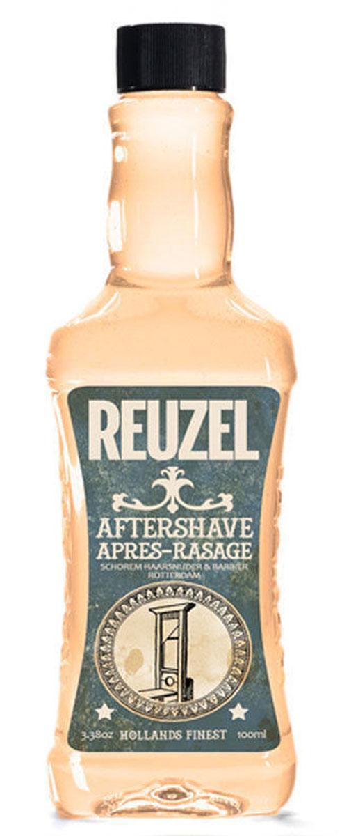 Reuzel лосьон после бритья 100млWS 7064Освежает и тонизирует кожу. Дезинфицирует и защищает от воспаления. Лосьон наносится на кожу, предварительно очищенную от геля и лосьона для бритья.