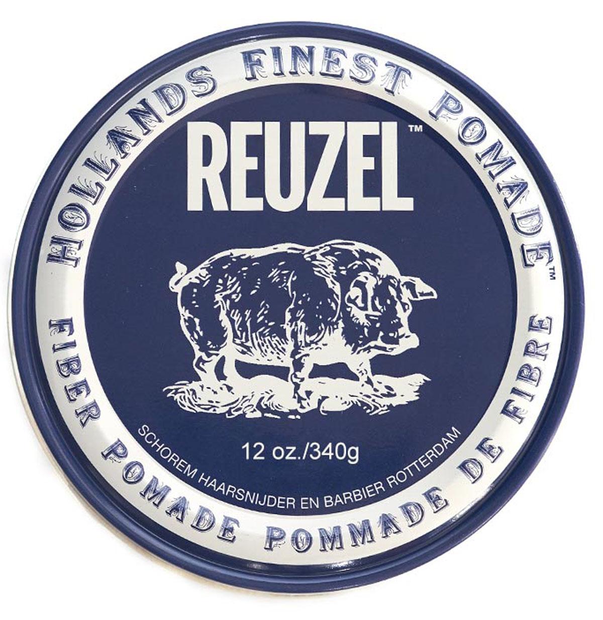 Reuzel паста для укладки волос, темно-синяя банка 340 грL715233Fiber Pomade – это помада в темно-синей банке на водной основе. Создает текстурированную укладку, которая долго продержится, но при этом является подвижной. Низкая степень блеска и средняя фиксация. Помада лучше всего работает на коротких волосах, также отлично походит для плотных волос средней длины. Fiber Pomade поможет создать стиль легкой небрежности, будто вы только встали с кровати, но уже готовы покорять этот мир.