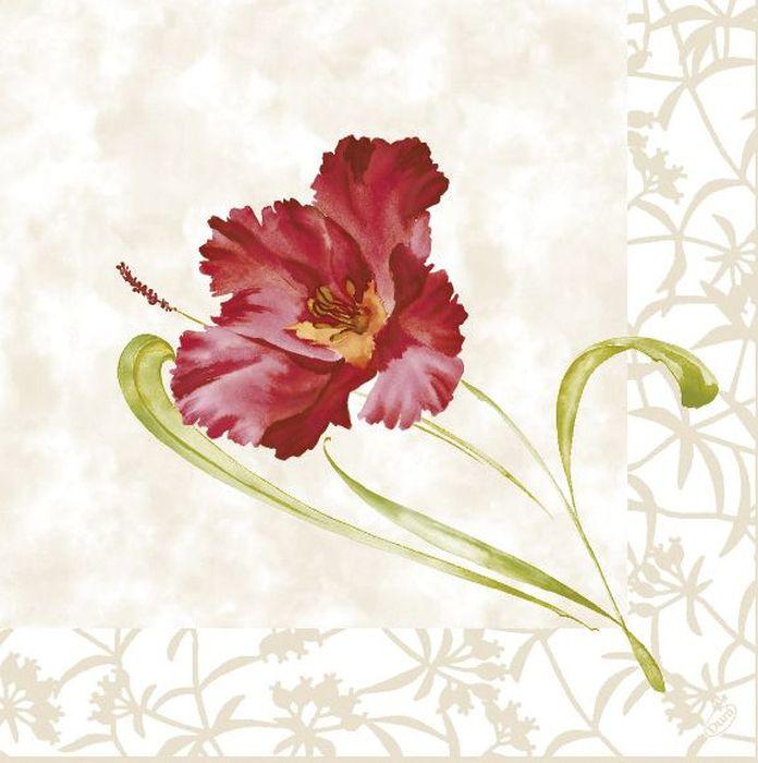 Салфетки бумажные Duni Classic, 4-слойные, с тиснением, цвет: белый, 40 смNN-606-LS-GRМногослойные бумажные салфетки изготовлены из экологически чистого, высококачественного сырья - 100% целлюлозы. Салфетки выполнены в оригинальном и современном стиле, прекрасно сочетаются с любым интерьером и всегда будут прекрасным и незаменимым украшением стола.
