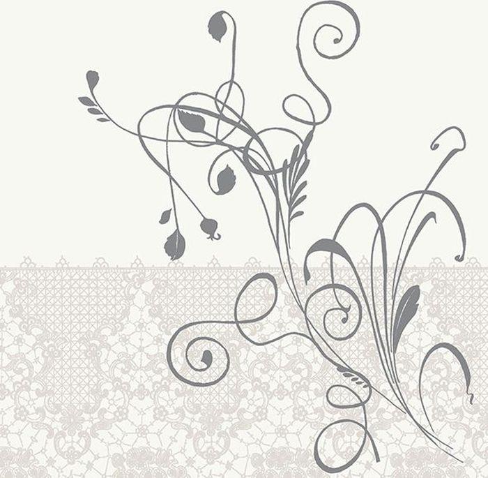 Салфетки бумажные Duni DL Soft, цвет: белый, 40 см. 167421391602Многослойные бумажные салфетки изготовлены из экологически чистого, высококачественного сырья - 100% целлюлозы. Салфетки выполнены в оригинальном и современном стиле, прекрасно сочетаются с любым интерьером и всегда будут прекрасным и незаменимым украшением стола.