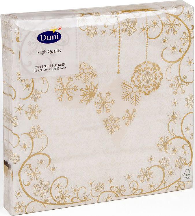 Салфетки бумажные Duni Ornatex-Mas Cream, 3-слойные, 33 х 33 смV30 AC DCМногослойные бумажные салфетки изготовлены из экологически чистого, высококачественного сырья - 100% целлюлозы. Салфетки выполнены в оригинальном и современном стиле, прекрасно сочетаются с любым интерьером и всегда будут прекрасным и незаменимым украшением стола.
