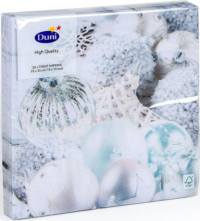 Салфетки бумажные Duni Mint Crystal, 3-слойные, 33 х 33 смVT-1520(SR)Многослойные бумажные салфетки изготовлены из экологически чистого, высококачественного сырья - 100% целлюлозы. Салфетки выполнены в оригинальном и современном стиле, прекрасно сочетаются с любым интерьером и всегда будут прекрасным и незаменимым украшением стола.