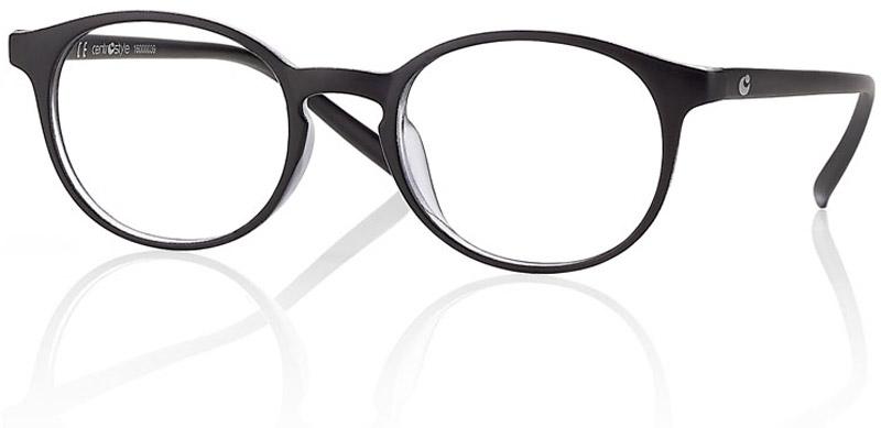 CentroStyle Очки для чтения +2.50, цвет: черный60762Готовые очки для чтения - это очки с плюсовыми диоптриями, предназначенные для комфортного чтения для людей с пониженной эластичностью хрусталика. Очки итальянской марки Centrostyle - это модные и незаменимые в повседневной жизни аксессуары. Более чем двадцати летний опыт дизайнеров компании CentroStyle гарантирует комфорт и качество.