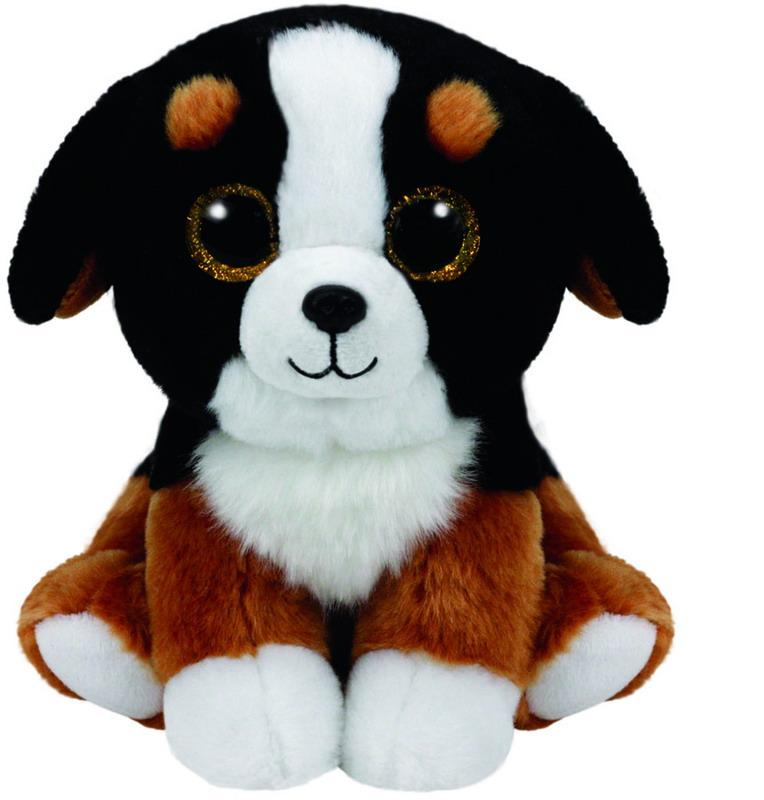 TY Мягкая игрушка Щенок Roscoe 15 см