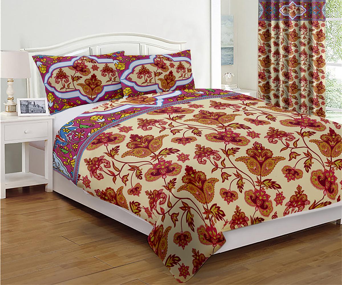 Покрывало МарТекс Милан, 200 х 220 смSC-FD421004Покрывало МарТекс станет изысканным дополнением интерьера спальни. Яркое покрывало изготовлено из качественного полиэстера.Покрывало не только согреет, но и создаст неповторимый уют в вашей спальне. Мягкий, теплый, приятный на ощупь материал делает покрывало хорошей заменой пледу.