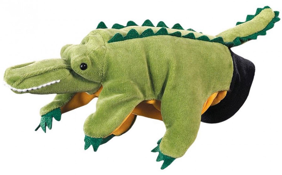Beleduc Игрушка на руку Крокодил beleduc развивающая игрушка зоопарк