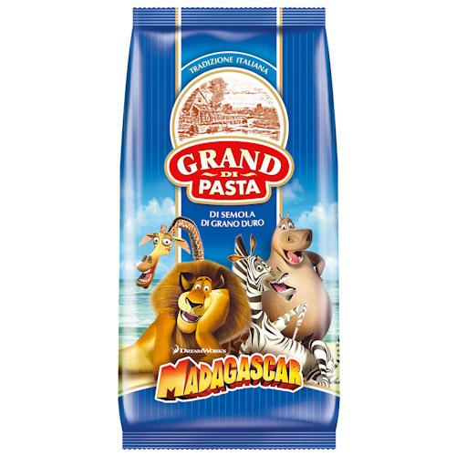 Grand Di Pasta Madagascar макароны, 300 г1019-12Изделия макаронные группы А, высшего сорта.