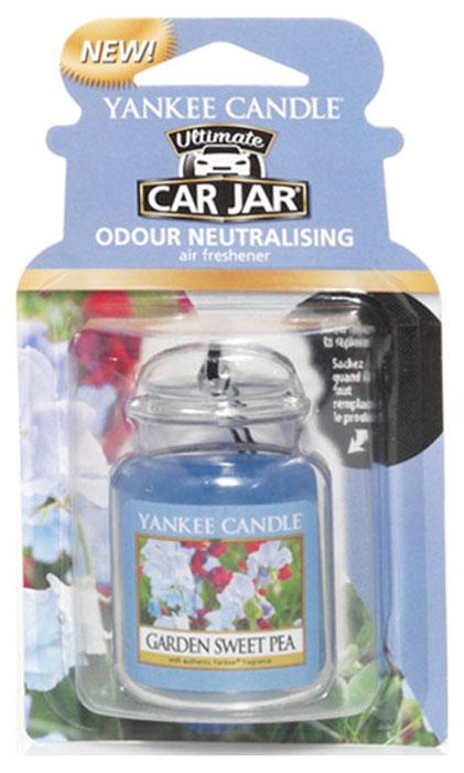 Ароматизатор автомобильный Yankee Candle Душистый горошек, гелевыйGC204/30Полимерный (гелевый) ароматизатор со вкуснейшим ароматом Душистый горошек.Сладкий аромат нежных цветков гороха, с оттенками ароматов груши, персика, фрезии и розового дерева.Продукция для автомобиля от Yankee Candle прекрасно ароматизирует маленькие пространства при этом не обладает навязчивым запахом, от которого нужно будет проветривать ваш автомобиль.Каждый ароматизатор прослужит вам около четырех недель.