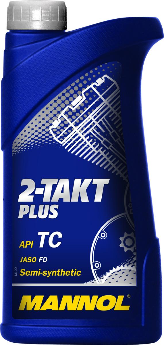 Масло моторное MANNOL 2-Takt Plus, API TC, полусинтетическое, 1 л1404Моторное масло Mannol 2-Takt Plus - высокоэффективное полусинтетическое масло, предназначенное для смазки двухтактных двигателей мотоциклов, мопедов и прочей мототехники с воздушным охлаждением. Пакет синтетических компонентов обеспечивает максимальную защиту от износа и задира стенок цилиндров при экстремальных нагрузках двигателя. Хорошо смешивается с топливом даже при низких температурах. Снижает дымообразование до минимума. Рекомендуемая дозировка при смешении - 1:50 (пользуйтесь рекомендациями производителей техники). Применимо для мотоспорта. Возможно использование для смазки двухтактных двигателей с водяным охлаждением.Допуски и соответствия JASO FD, ISO L-EGD, HUSQVARNA 242 Chainsaw Test.Класс качества по API: TC.Вязкость при 100°C: 9,7 CSt.Вязкость при 40°C: 76,2 CSt.Индекс вязкости: 105.Плотность при 15°C: 887 kg/m3.Температура вспышки COC: 160 °C.Температура застывания: -42 °C.Щелочное число: 1 gKOH/kg.Товар сертифицирован.