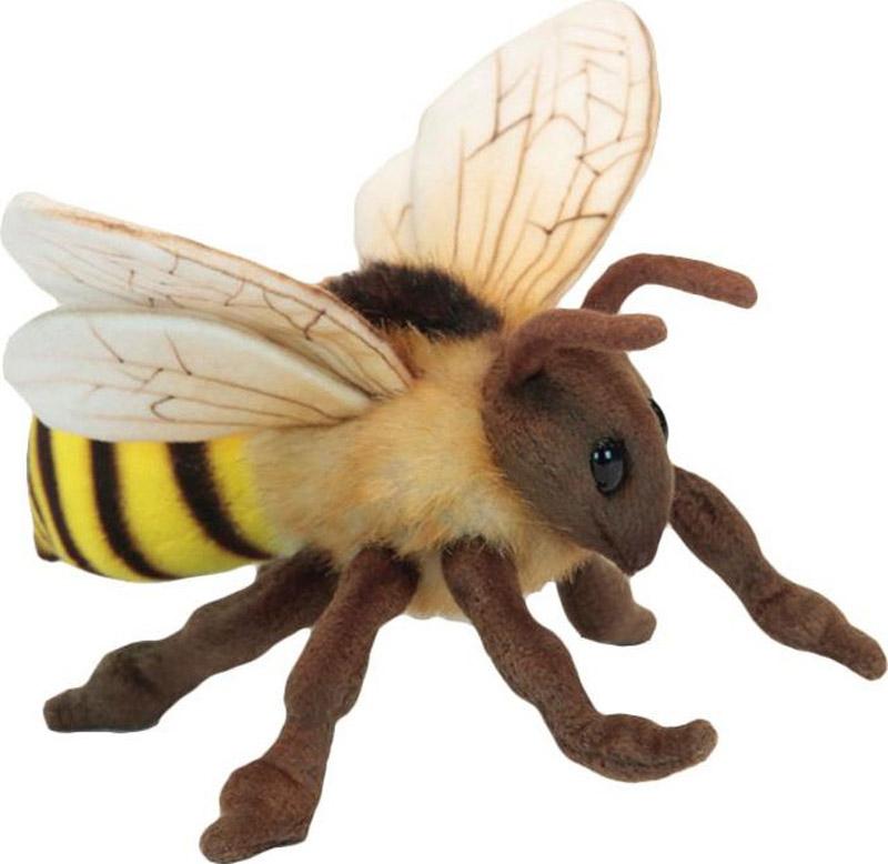 Hansa Мягкая игрушка Пчелка 22 см мягкая игрушка пчела hansa пчелка 22 см 6565