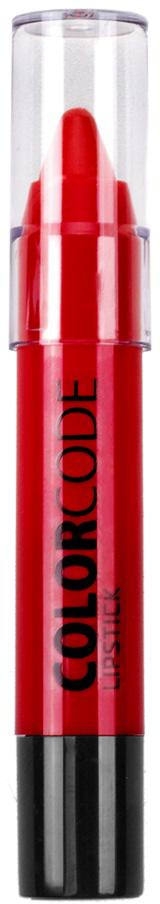 Lamel Professional Помада карандаш Color Code 05, 3 г2101-WX-01Богатый, насыщенный цветом пигмент помады-карандаша для губ Color Code Lamel легко наносится без смазывания. Формула помады-карандаша плавно наносится на губы, создавая кремовый слой насыщенного цвета. Специально подобранные компоненты обеспечивают увлажнение, а также смягчение кожи губ. Придайте вашим губам сияние блеска при помощи легкого и точного в нанесении карандаша.
