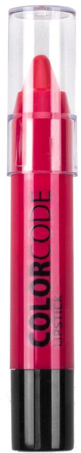 Lamel Professional Помада карандаш Color Code 06, 3 г5060449181468Богатый, насыщенный цветом пигмент помады-карандаша для губ Color Code Lamel легко наносится без смазывания. Формула помады-карандаша плавно наносится на губы, создавая кремовый слой насыщенного цвета. Специально подобранные компоненты обеспечивают увлажнение, а также смягчение кожи губ. Придайте вашим губам сияние блеска при помощи легкого и точного в нанесении карандаша.
