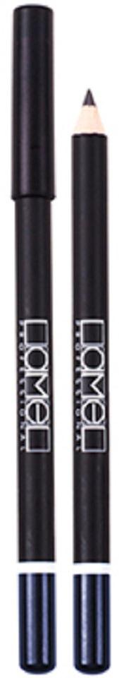 Lamel Professional Карандаш для глаз 102, 1,7 г5060449182076Классический косметический карандаш для глаз от Lamel сочетает в себе особую смесь масел, воска и высокую степень пигментации, создавая мягкую, тонкую, легко растушевываемую линию, которой легко управлять. Результат – шикарный, глубокий и пленительный взгляд.
