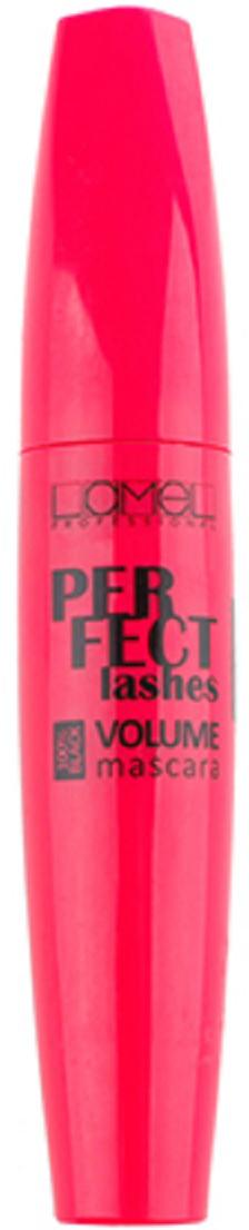Lamel Professional Тушь для ресниц Perfect Lashes, 10 млSC-FM20104Тушь Perfect Lashes от Lamel равномерно удлиняет ресницы и дарит им восхитительный объем без комочков. Удобная щеточка подкручивает и разделяет ресницы, а ее необычная форма позволяет идеально прокрасить каждую ресничку даже в уголках глаз, делая макияж безукоризненным. Тушь дарит взгляду яркость и выразительность, оставаясь практически незаметной даже при близком рассмотрении. Кремовая текстура средства ровно и плотно ложится на ресницы, максимально удлиняя их. Не осыпается, не размазывается и не требует обновления на протяжении всего дня.